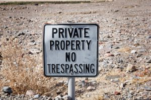 protecting property